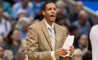"""""""Rockets"""" rado naują vyriausiąjį trenerį"""