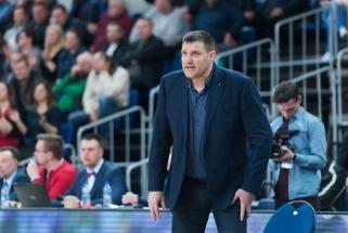 Olimpinis prizininkas bei NKL čempionų treneris R.Vaišvila keliasi į Telšius