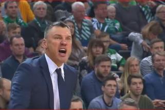 """LKL legendos. Š.Jasikevičius: man buvo svarbu tapti čempionu su """"Žalgiriu"""""""