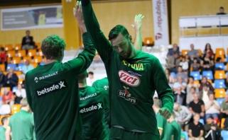 """Lietuvos kelyje - vieni """"Eurobasket 2017"""" favoritų (paskelbti nežaisiantys, video)"""
