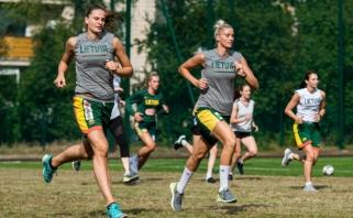 Krepšinis tęsiasi: moterų rinktinė pradėjo pasiruošimo stovyklą Druskininkuose