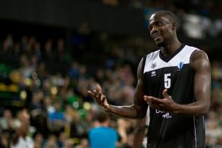 """Olympiacos"" gretas sustiprins Sh.Jamesas"