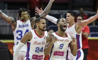 Puerto Rikas norėtų rengti olimpinę atranką, bet vis dar suka galvą: ar verta tiek mokėti?