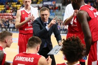 """Itin nesėkminga rungtynių pabaiga atėmė """"Juventus"""" pergalę Krasnojarske"""