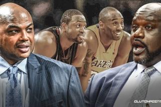 Ch.Barkley - Sh.O'Nealui: jei ne Kobe ir Wade'as, išvis nebūtume apie tave girdėję