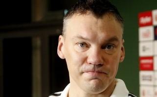 """Š.Jasikevičius atrado priežastį, kodėl stringa """"Žalgiris"""" (S.S.Vene komentaras)"""