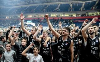 Adrijos lyga nutarė, kad po Eurolygos sprendimo netikslinga tęsti sezono ir jį nutraukė