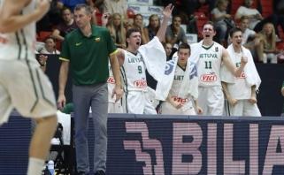 Lietuvos dvidešimtmečiai Europos čempionato finale nusileido ispanams