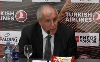 """Željko nusilenkė """"Žalgiriui"""" ir Šarui: kiekvienose rungtynėse turėjome rodyti geriausią žaidimą"""