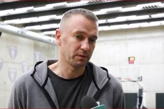 T.Masiulis: smagu, kad į Kauną atvyksta daug trenerių