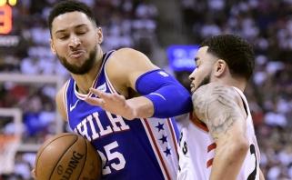 Labai neįprastas Australijos krepšinio žvaigždės sprendimas