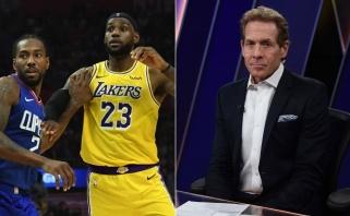 """S.Baylessas pavadino """"Clippers"""" pajuokos objektu ir pasveikino LeBroną su dar vienu titulu"""