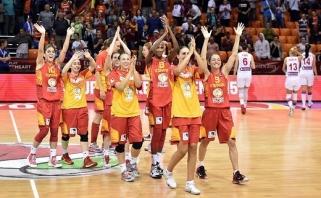 Titulą praradusios ispanės pasidabino Europos čempionato bronzos medaliais