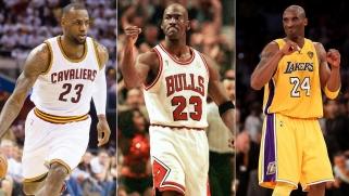 M.Jordanas - daugiausia uždirbęs sportininkas (Top 20 - dar 3 krepšininkai)
