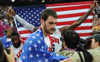 """Eilinis """"ne"""": JAV rinktinei nepadės pasaulio ir olimpinis čempionas"""