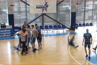 Finalas pateisino vardą: trilerį laimėję Knašiaus KM I krepšininkai tapo U16 čempionais
