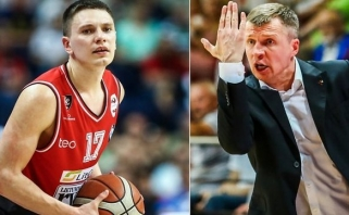 T.Pačėso gainiotas ukrainietis: kai kuriems trenerio emocijos trukdo (interviu)