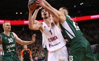 """Atskleisti galingiausių Rusijos klubų biudžetai: CSKA lenkė """"Žalgirį"""" 4 kartus"""