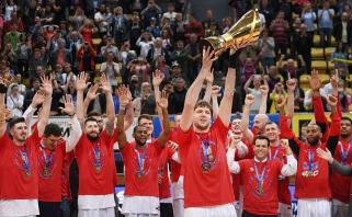 Permainos VTB lygoje: atšaukiamas finalo ketvertas, jungiasi lenkai