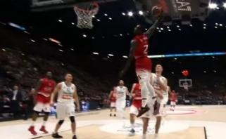 """Eurolygos savaitės puošmena – NBA stiliaus ataka į """"Žalgirio"""" krepšį"""