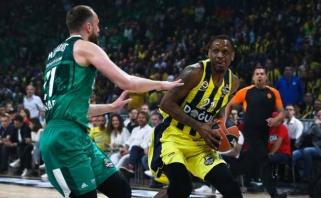 """NBA neįsitvirtinęs J.Nunnally grįžta į Eurolygą - papildė nuktraujavusios """"Baskonia"""" gretas"""