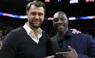 """Vienas garsiausių visų laikų Turkijos krepšininkų M.Okuras dirs """"Suns"""" klube"""