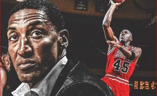 """S.Pippenas apie """"Bulls"""" be Jordano: buvo puiku, niekas nešaukė ant žaidėjų"""