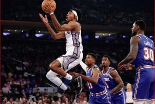 R.Westbrooko tolimi šūviai su sirena bei De'Aarono Foxo dėjimas - NBA dienos momementai