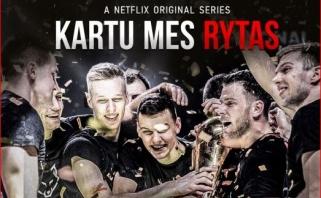 """Filmuojamas dokumentinis serialas apie """"Ryto"""" sezoną"""