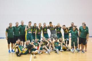 Lietuvių kraitis Latvijoje vykusiame U 16 Baltijos taurės turnyre - auksas ir sidabras