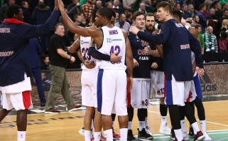 Maskvoje norintis likti K.Hinesas: CSKA bet kokiu atveju liks konkurencingas