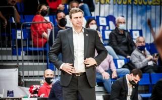 "Neužtruko: Adomaitis atleistas iš ""Hapoel"" klubo"