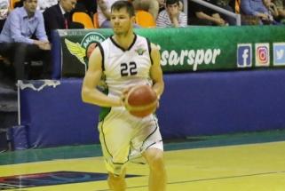 V.Čižauskas toliau rungtyniaus Turkijoje