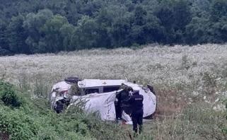 Į šiurpią avariją patekusiam O.Kuzmičiui atlikta operacija, serbo būklė stabili