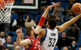 J.Valančiūną maudė 20-metis NBA naujokas, lietuvis susilaukė kritikos