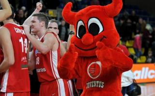 Paaiškėjo FIBA Čempionų lygos atkrintamųjų varžybų burtų sistema