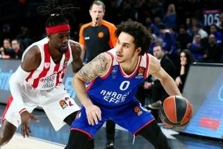 Eurolyga sudarė TOP 10 krepšininkų realiausiai pretenduosiančių į MVP titulą