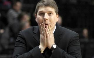 """G.Petrauskas: """"Mūsų komanda parodė charakterį"""" (G.Leonavičiaus komentaras)"""
