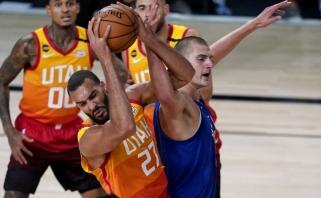 """""""76ers"""" - ties prarajos riba, skaudų smūgį patyrė ir """"Nuggets"""""""