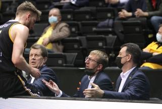 """""""Šiaulių"""" direktorius Slanina: džiaugiamės, kad pavyko išlaikyti abu trenerio asistentus"""