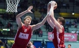 """""""Lietuviškas"""" Milano klubas patyrė pirmą nesėkmę finalo serijoje"""