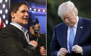 M.Cubanas: neplanuoju balotiruotis į prezidentus, bet iki lapkričio dar gali visko nutikti