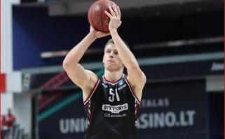 A.Butkevičius: žaidžiant prieš buvusią komandą įgaunama papildomos energijos