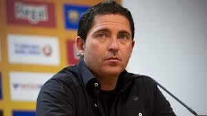 """Po skaudaus pralaimėjimo """"Bacelona"""" treneris varžovų žaidėjus sveikino asmeniškai"""