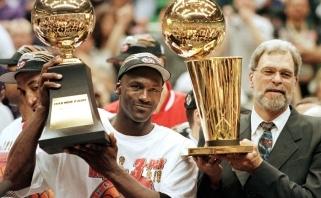 M.Jordanas: norėjau pasirašyti kontraktą 1998-1999 metų sezonui - kaip ir visi kiti