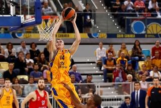 """A.Pasečnikas kol kas nedebiutuos NBA - """"Wizards"""" atsisakė latvio paslaugų"""