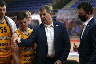 Stebuklas Šiauliuose: 25 taškų deficitą turėję šeimininkai pateko KMT ketvirtfinalį