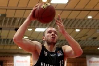 Kaip NBA: Olisevičius Vokietijoje žaidė itin rezultatyviame mače