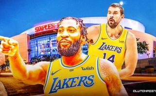 """Gasoliui veikiausiai teks palikti """"Lakers"""""""