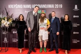 Paskelbti geriausi Lietuvos metų krepšininkai